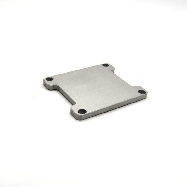 Aluminum lid, CNC custom parts manufactured by Baide-CNC.