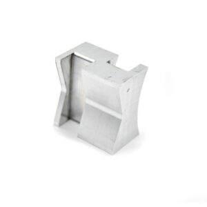 Bracket CNC custom parts manufactured by Baide-CNC.
